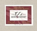 Stamps Italy -  Asociación para sociedades por acciones