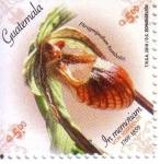 Stamps Guatemala -  In memoriam Von Humboldt 1769-1859
