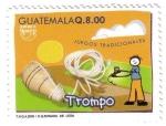 Sellos del Mundo : America : Guatemala : Juegos Tradicionales
