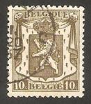 Sellos del Mundo : Europa : Bélgica : 420 - escudo de armas
