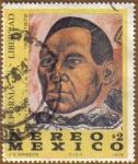 Sellos de America - México -  BENITO JUAREZ