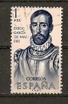 Sellos de Europa - España -  Forjadores.