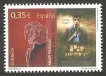 Stamps of the world : Spain :   Pa Negre, Goya a la mejor película