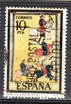 Sellos de Europa - España -  E2290 CÓDICES: Burgo de Osma (96)