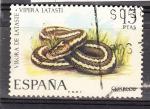 Sellos del Mundo : Europa : España :  E2196 FAUNA : Víbora de Lataste (100)