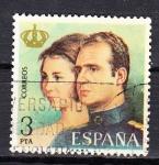 Sellos de Europa - España -  E2304 REYES DE ESPAÑA (107)