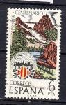 Sellos de Europa - España -  E2307 CENT. C.EXCURSIONISTA DE BARCELONA (110)