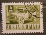 Sellos de Europa - Rumania -  camion