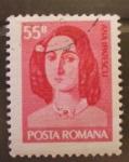 Stamps Romania -  ana ipatescu