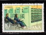 Sellos de Europa - España -  E2332 SERVICIOS DE CORREOS (122)