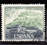 Sellos de Europa - España -  E2335 PARADORES: Cañadas (Tenerife)(124)