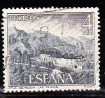 Sellos de Europa - España -  E2337 PARADORES: Cruz de Tejada (125)