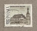 Stamps Poland -  Academia de Kielce