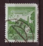 Stamps Austria -  serie- arquitectura y construcciones