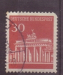 Sellos de Europa - Alemania -  Correo postal