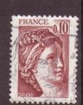Stamps France -  sabie de galdon