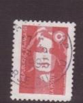 Stamps France -  Marianne del bicentenario
