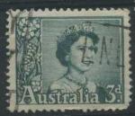 Stamps Australia -  Desconocido - Reina Isabel II