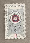 Sellos de Europa - Checoslovaquia -  Expodición Mundial de Sellos