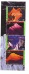 Sellos de America - ONU -  serie- Montañas del planeta