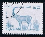 Stamps : Asia : Afghanistan :  Cabra Ibex