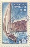 Sellos de Europa - Francia -  Aix les bains