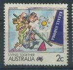 Sellos del Mundo : Oceania : Australia : Scott 1054 - Convivencia