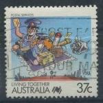 Sellos del Mundo : Oceania : Australia : Scott 1063 - Convivencia