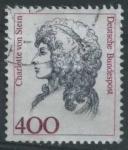 Sellos del Mundo : Europa : Alemania : Scott 1733 - Mujeres Celebres