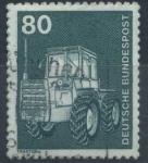 Sellos de Europa - Alemania -  Scott 1178 - Industria y Tecnologia