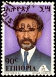 Sellos de Africa - Etiopía -