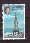 Stamps America - Saint Kitts and Nevis -  Motivos locales