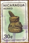 Stamps America - Nicaragua -  Alberto Arguello Vivas