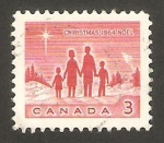 Stamps : America : Canada :  359 - Navidad