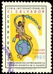 Sellos de America - El Salvador -