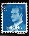 Sellos de Europa - España -  E2345P JUAN CARLOS I (Fosforescente)(133)
