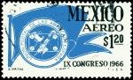 Sellos de America - México -