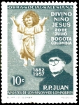 Stamps Colombia -