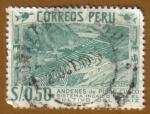 Stamps Peru -  ANDENES DE PISAC CUSCO