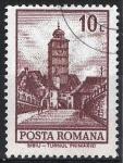 Sellos de Europa - Rumania -  Sibiu-Turnul primarie