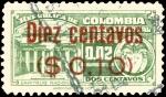 Sellos del Mundo : America : Colombia : TIMBRE NACIONAL - CAPITOLIO NACIONAL
