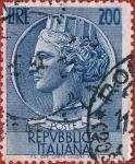 Stamps Europe - Italy -  REPVBBLICA ITALIANA