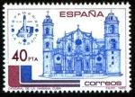 Sellos de Europa - España -  CUBA - Ciudad vieja de La Habana y su sistema de Fortificaciones