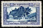 Sellos de Asia - Laos -  LAOS - Ciudad de Luang Prabang