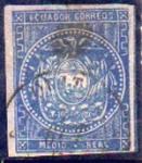 Stamps America - Ecuador -  Escudo de Armas