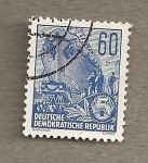 Stamps Germany -  Botadura barco
