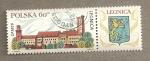 Sellos de Europa - Polonia -  Legnica