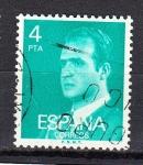 Sellos de Europa - España -  E2391P JUAN CARLOS I (Fosforescente)(144)