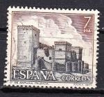 Sellos de Europa - España -  E2421 TURISMO : Castillo de Ampudia (155)
