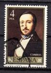 Sellos de Europa - España -  E2432 MADRAZO : Ramón de Campoamor (156)